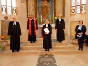 Ordination Pfarrerin Antonia Ehemann