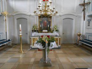 Kirche Wald Konf